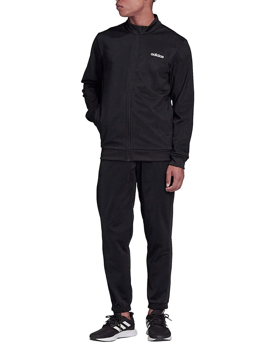 ADIDAS Linear Tricot Track suit Black