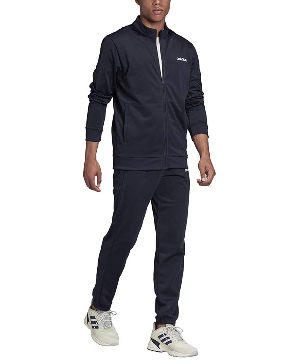 ADIDAS Linear Tricot Track suit  Navy