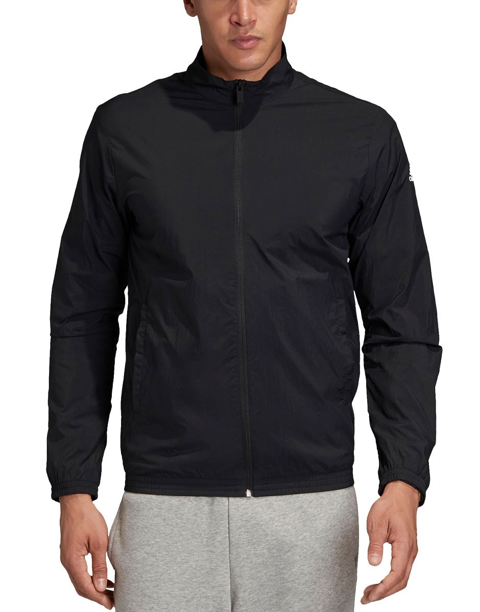 ADIDAS Must Haves Woven Track Jacket Black
