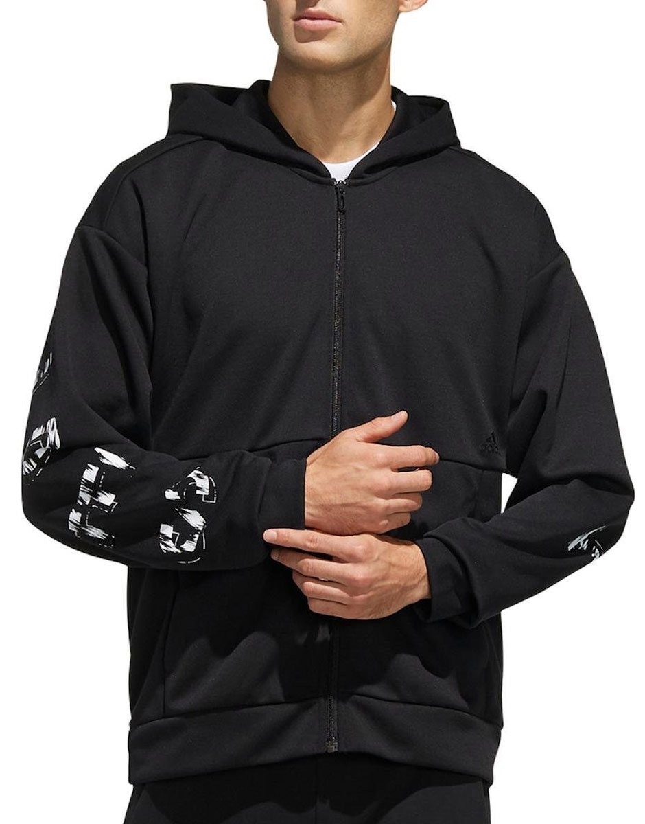 ADIDAS Sport Inspired Must Haves Hooded Black
