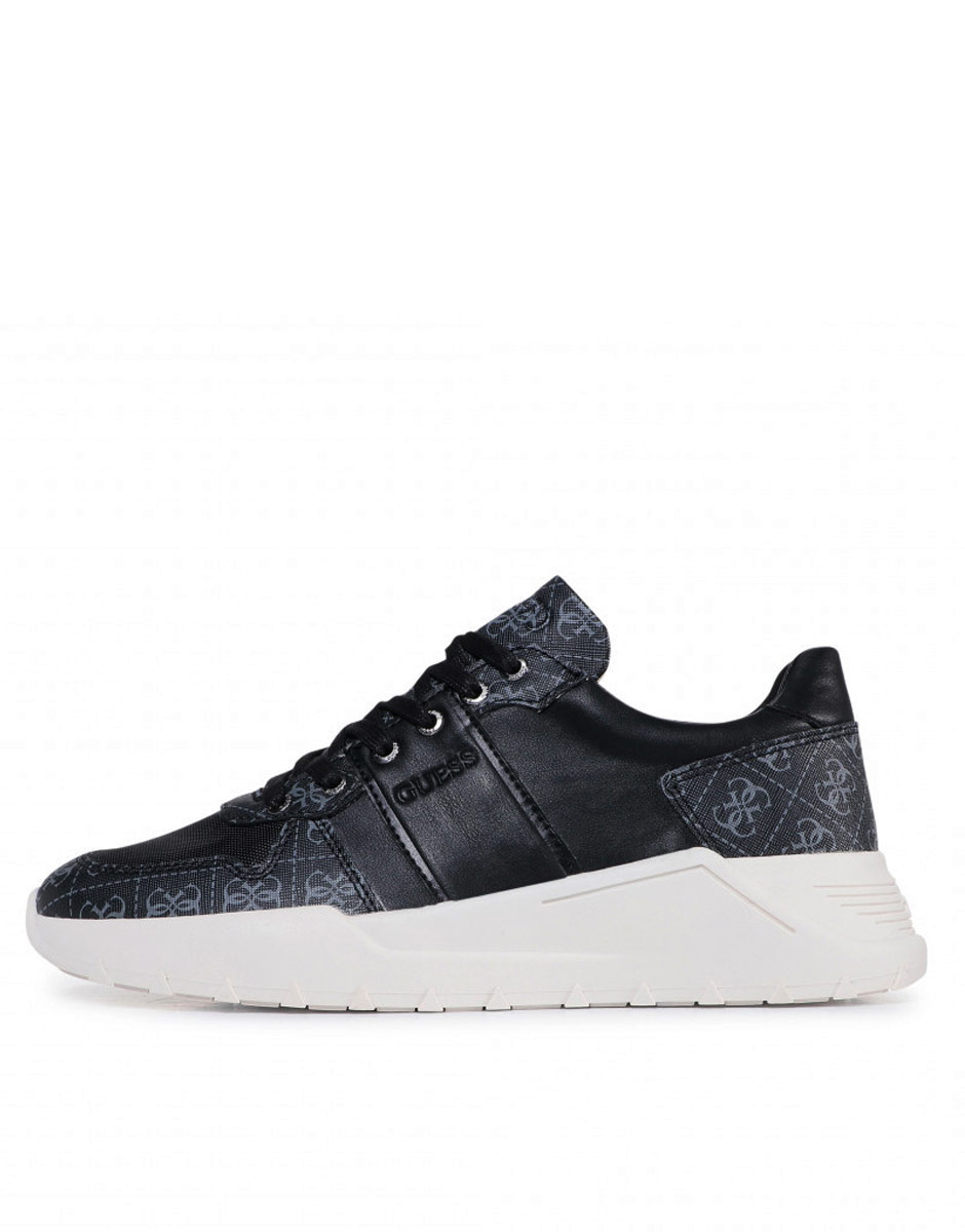 GUESS Lucca Trainers Black