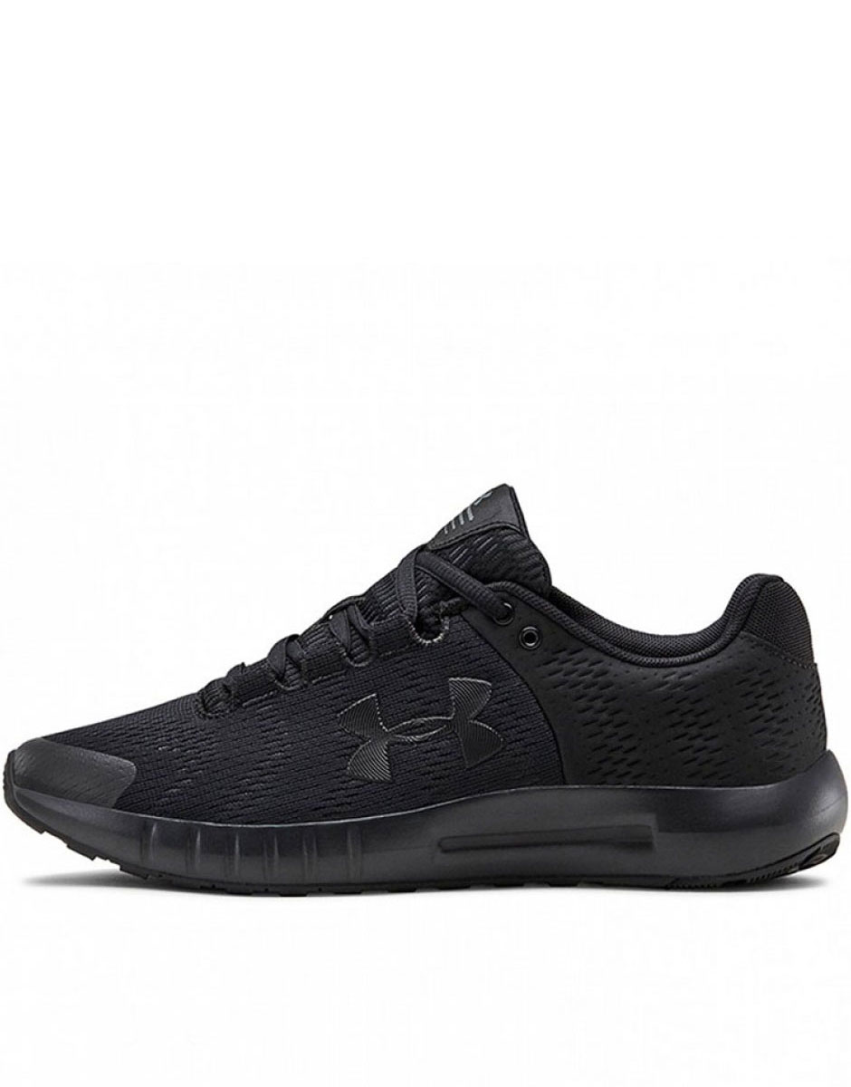 UNDER ARMOUR Micro G Pursuit W All Black