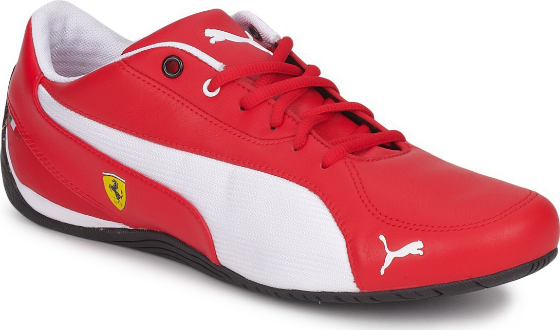 Маратонки Puma Ferrari Drift Cat 5 червени