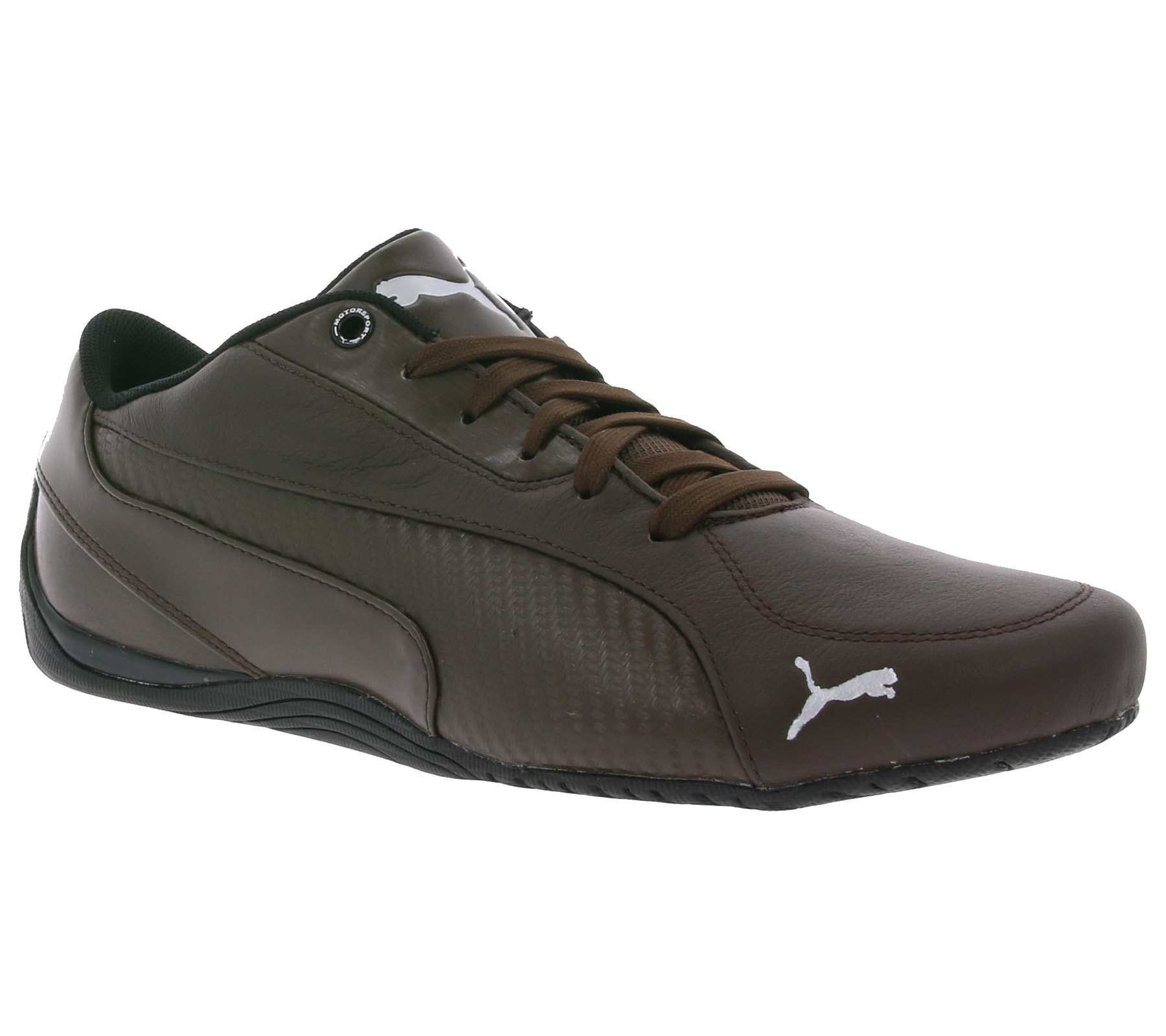 Маратонки Puma Drift Cat 5 Carbon кафяви