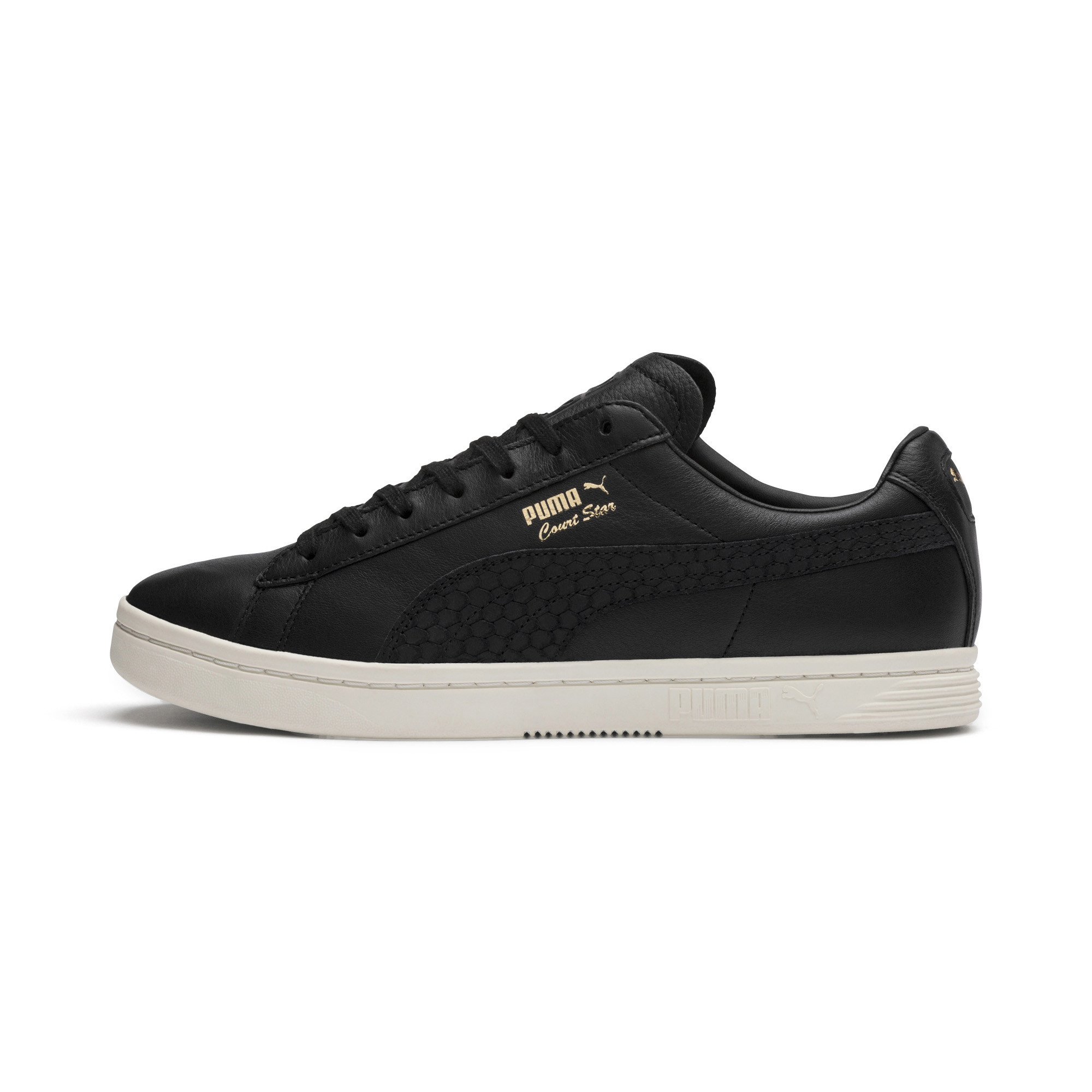 Маратонки PUMA Court Star FS черни